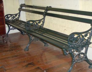 96-inch (8ft) Double Bench