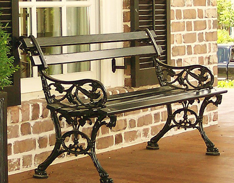 48-inch (4ft) Two-seater Bench