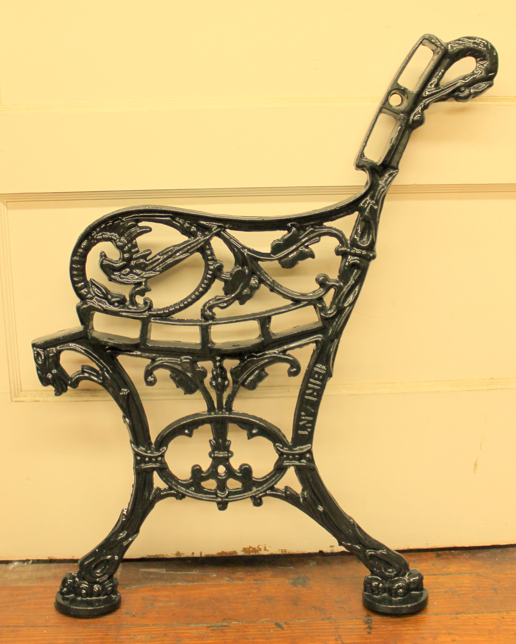Replacement Cast Iron Bench Ends